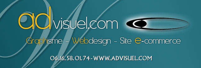 logo advisuel agence web toulouse creation site internet