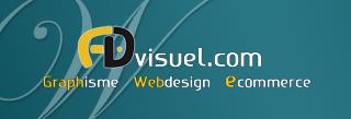 Logo de l'agence web toulouse Advisuel.com