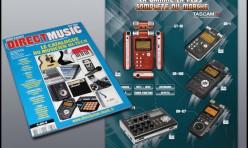 Publicité format A4 Direct Music