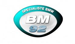Logo Garage BMW BM92