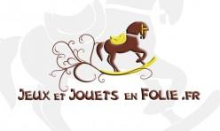 Logo Jeux et Jouets en Folie