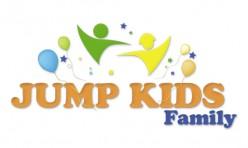 Création du logo Jump Kids Family