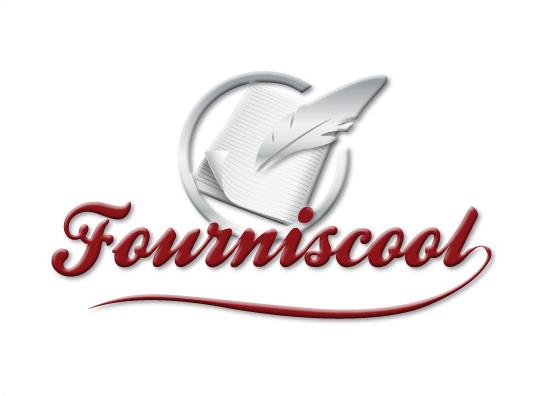 Conception graphique du Logo Fourniscool et du site marchand, fourniture scolaire en ligne visuelle - Paris, Ile de France