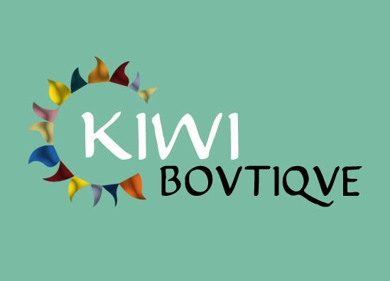 Réalisation Logo kiwi boutique - Bonifacio, Corse