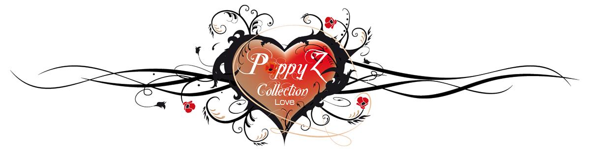 Conception du Logo Poppy's, créatrice de mode - Paris, Ile de France
