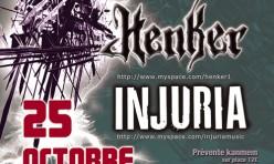 Création Flyer 100KW Prod Injuria