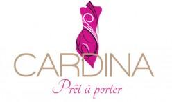 logo pour boutique prêt à porter Cardina Toulouse