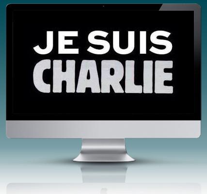 creation logo je suis charlie