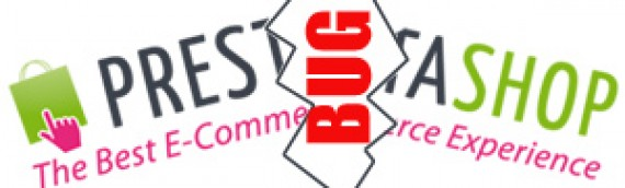 Tuto BUG panier et compte client Prestashop 1.6