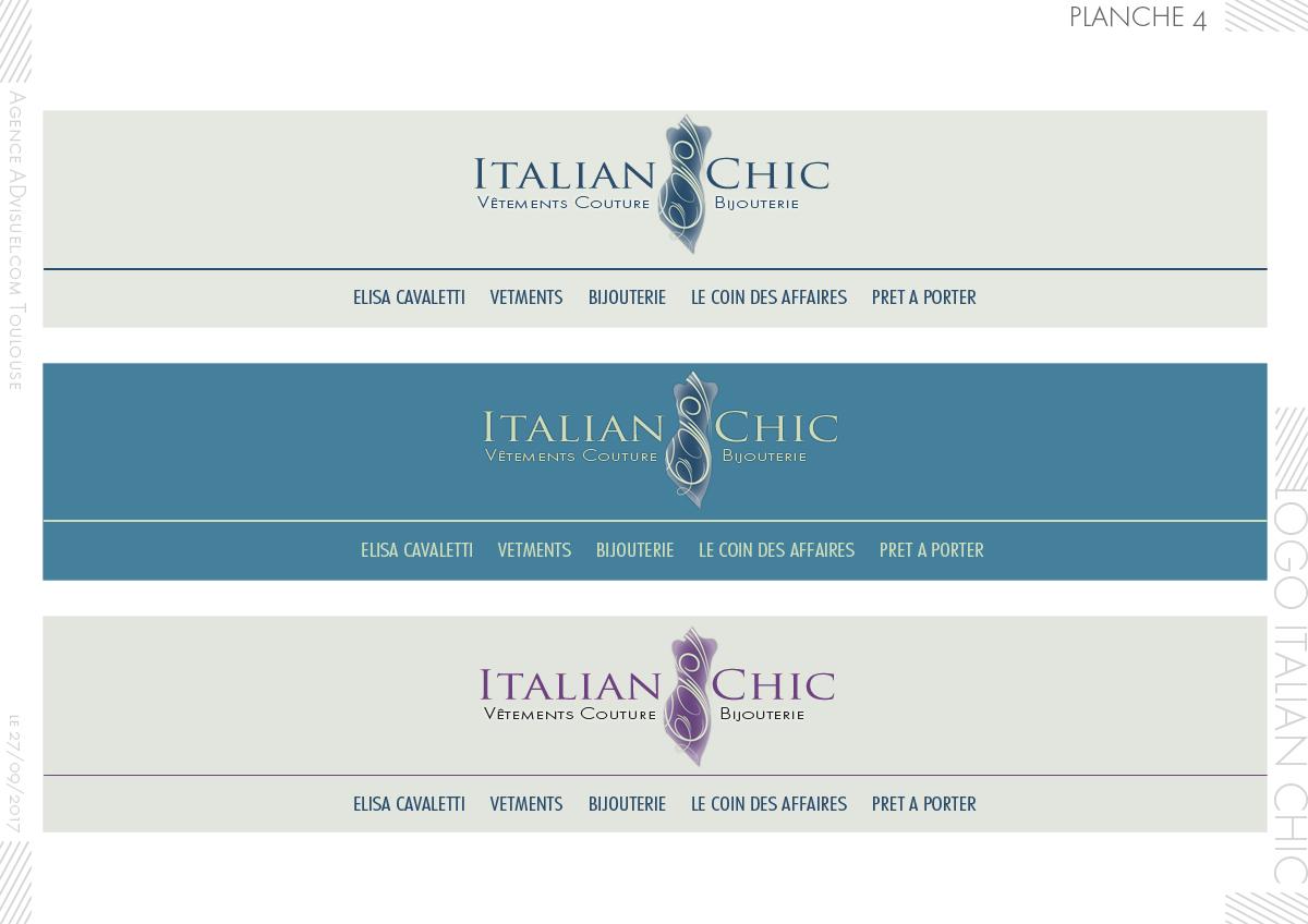conception logo mode et prêt à porter, identité visuelle mode et vêtement pour femme