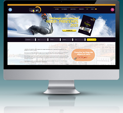 creation site internet toulouse ecommerce, graphiste webdesigner
