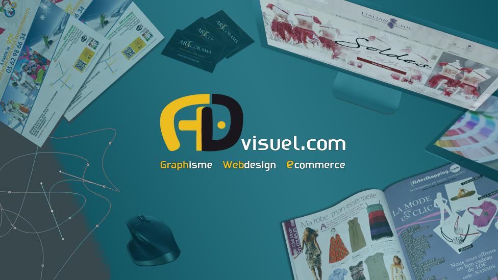 Agence web et communication Advisuel Toulouse, agence marketing design graphique, agence internet et marketing touristique et tourisme