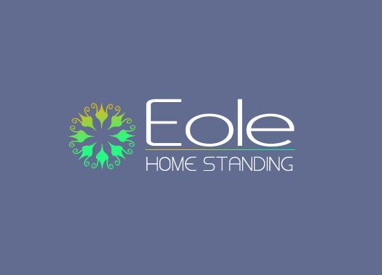 création logo toulouse eole agence immobilière