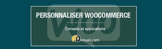 Personnaliser la page de confirmation commande Woocommerce