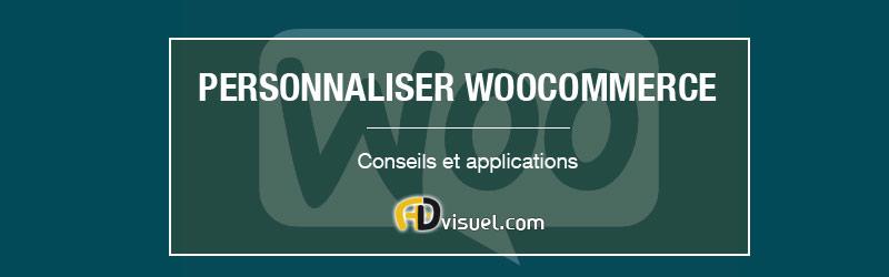 personnaliser woocommerce page de confirmation de commande