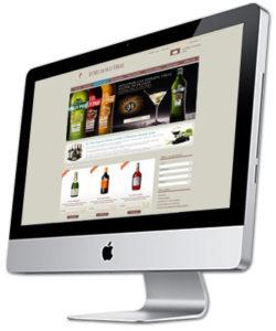 ecran création de site internet à Toulouse