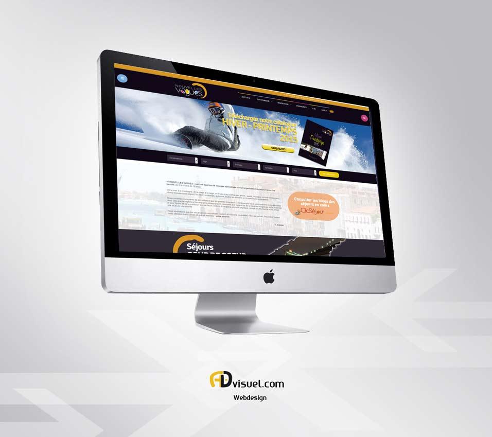 webmaster toulouse et créateur de site web