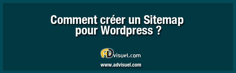 comment creer un sitemap pour wordpress