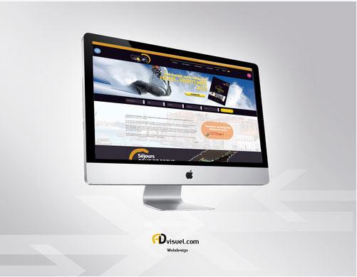 webdesigner freelance advisuel, graphiste web designer